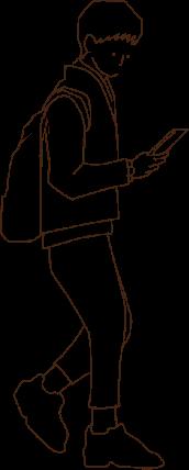 人物のイラスト